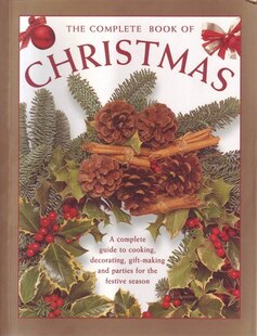 COMPLETE BOOK OF CHRISTMAS