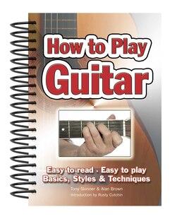 Ht Play Guitar