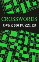 OVER 500 XWORDS NEON COVER