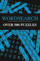 OVER 500 WORDSEARCH NEON COVER