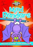 PUZZLE FUN MIND BENDERS