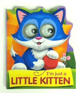 Google Eyes I'm Just A Little Kitten