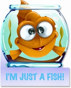 Google Eyes I'm Just A Fish