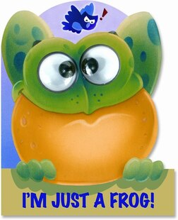 Google Eyes I'm Just A Frog
