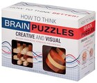 Brain Puzzles: How To Think Creative And Visual