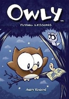 Owly Volume 3: Flying Lessons