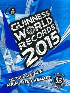 Guinness World Records, 2015