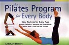 Pilates Program For Every Body