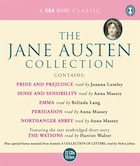 Jane Austen Collection Abridged Compact Disc