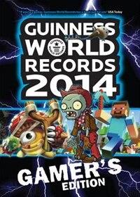 Guinness World Records 2014 Gamer's Edition