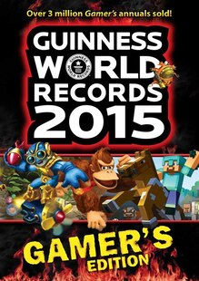 Guinness World Records 2015 Gamer's Edition