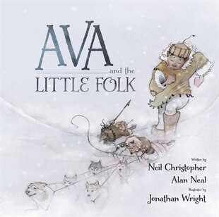 Ava and the Little Folk: Inuktitut Version