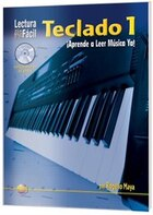 Easy Reading Series: Learn to Read Music Now! :Teclado 1 (Beginner)