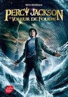 Percy Jackson tome 1 le voleur de foudre: Nouvelle présentation
