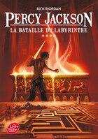 Percy Jackson tome 4 la bataille du labyrinthe: Nouvelle présentation