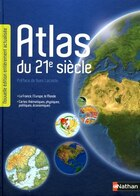 Atlas du 21e siecle 2012
