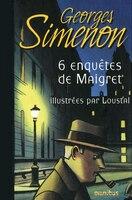 6 enquêtes de Maigret