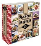 Plancha brochettes barbecue 1001 rec.