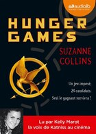 HUNGER GAMES T.01 1CD MP3