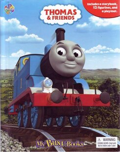 My Busy Books Thomas & Friends
