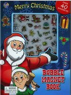BUBBLE MAGNETS MERRY XMAS
