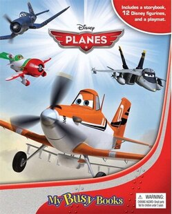 MY BUSY BOOKS: PLANES