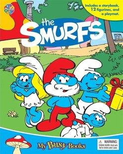 MY BUSY BOOKS: SMURFS