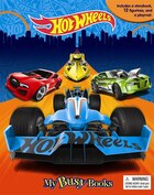 MY BUSY BKS MATTEL HOT WHEELS