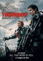 Edge of tomorrow couverture du film