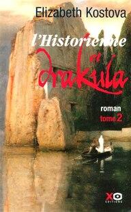 HISTORIENNE ET DRAKULA T2 -L'