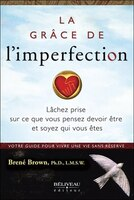 Grâce de l'imperfection La