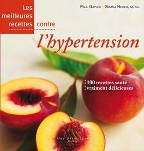 Meilleures recettes contre hypertension