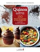 Quinoa Ultra: 150 recettes saines et savoureuses à moins de 500 calories