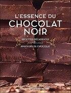 L'essence du chocolat noir