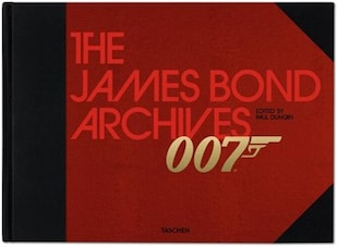 The James Bond Archives: Fifty Years Of Bond, James Bond