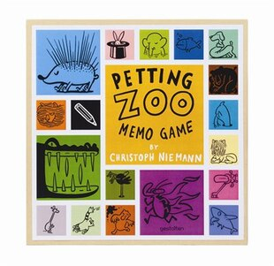 Petting Zoo Memo Game