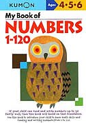My First Book Of Number  1 - 120