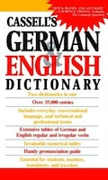 Cassell's German & English Dictionary