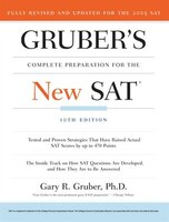 Gruber's Complete Preparation For The New Sat, 10th