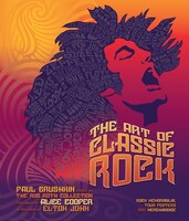 The Art of Classic Rock: Rock Memorabilia, Tour Posters, and Merchandise