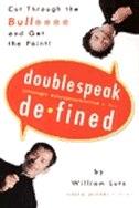 Doublespeak Defined