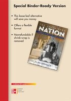 Looseleaf for Unfinished Nation: A Concise History, Vol I