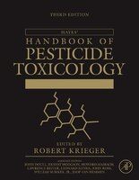 The Handbook of Pesticide Toxicology is a comprehensive, two-volume reference guide to the properties, effects, and regulation of pesticides that provides the latest and most complete information to researchers investigating the environmental, agricultural, veterinary, and human-health impacts of pesticide use