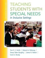 Teaching Students With Special Needs In Inclusive Settings With Enhanced Pearson Etext, Loose-leaf Version With Video Analysis Too