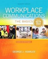 Workplace Communications: The Basics, Mla Update