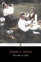 Penguin Classics Three Men In A Boat