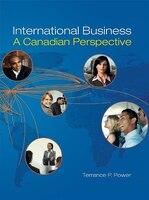 Cdn Ed International Business: A Canadian Perspective