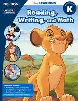 Disney Literacy Numeracy K Workbook