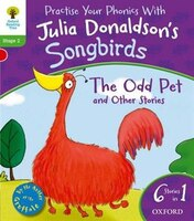 Oxford Reading Tree Home Learning Songbirds:  Odd Pet and Other Stories