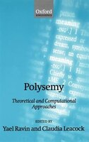 Polysemy: Theoretical and Computational Approaches
